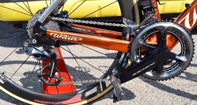 A Wilier Cento10 Pro de Sylvain Chavanel no Tour de France (13)