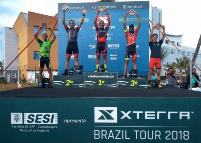 Anderson Matos ficou no top 3 ncategoria 'Sport'. Foto Arquivo Pessoal.