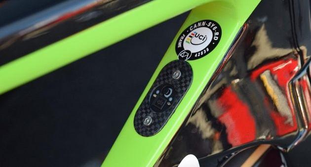 Cannondale SystemSix de Rigoberto Uran no Tour de France (15)
