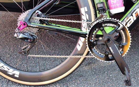 Cannondale SystemSix de Rigoberto Uran no Tour de France (4)