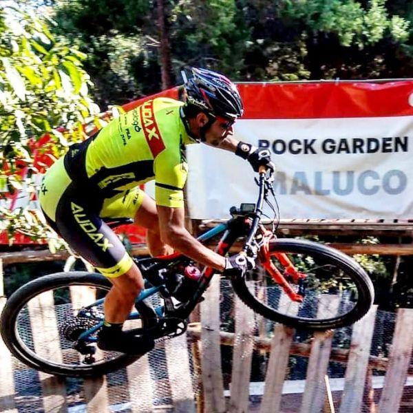 Daniel Zóia avançou até oitava colocação na 'Elite'. Foto Equipe Audax.