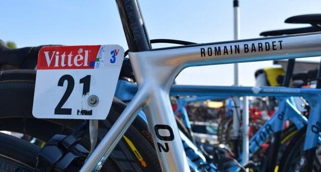 Factor O2 de Romain Bardet customizada para o Tour de France 2018 (6)