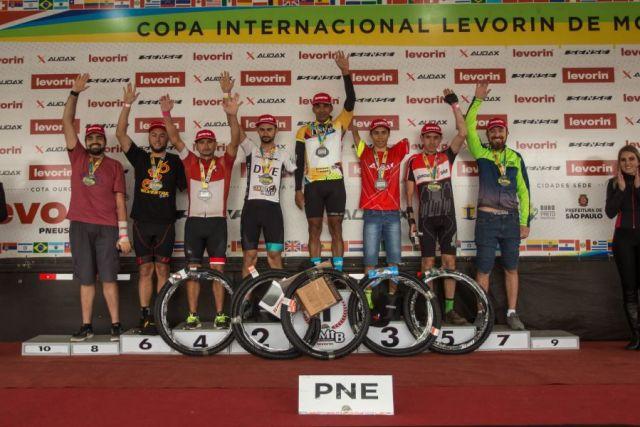 Bruno Paim se mantem na vice liderança da Copa Levorin e corre rumo ao título. Foto Equipe Audax.