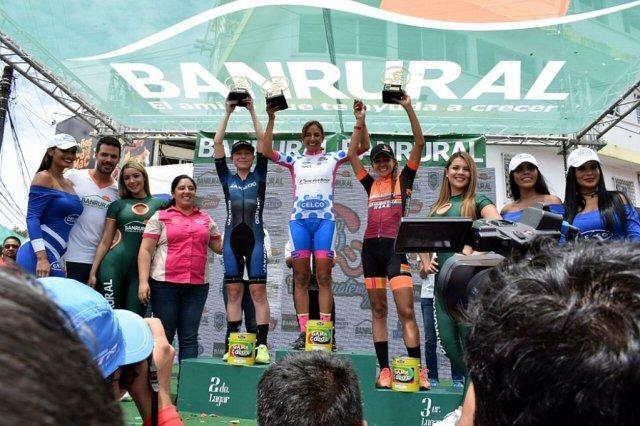 Flávia Oliveira é vice-campeã da Volta Ciclística Internacional da Guatemala1