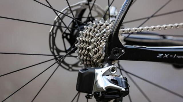 A Bike da British Continental team para 2019 - Vitus Pro Cycling ZX1 Team Aero Disc (4)