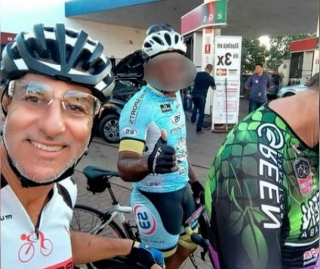 Ciclista morre atropelado enquanto pedalava com amigos na GO-469, em Abadia de Goiás 2