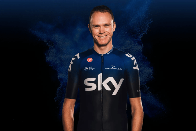 Sky apresenta seu uniforme para 2019