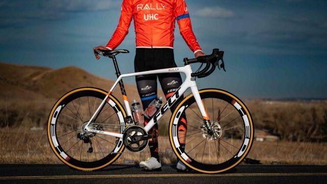 A equipe Rally-UHC apresenta sua bicicleta Felt para 2019 (8)
