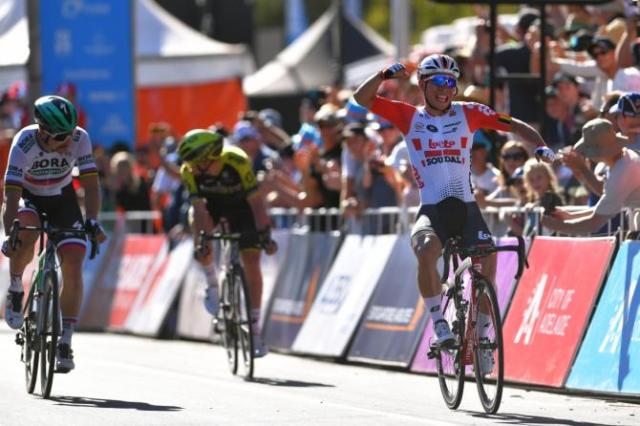 Caleb Ewan vence o Down Under Classic 2019 (2)