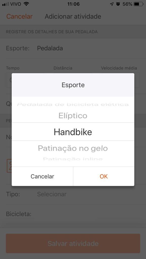 Strava inclui no app cadeira de rodas e handbike (2)