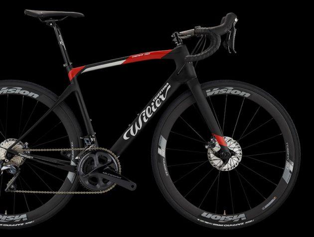 Wilier inclui novas bikes na linha 2019, endurance, gravel, e time trial (1)