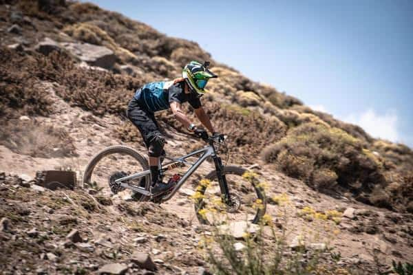 Andes Pacífico abriu a temporada do atleta (Jonatha Jünge Divulgação)