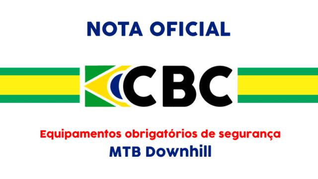 Equipamentos de segurança obrigatórios - MTB Downhill