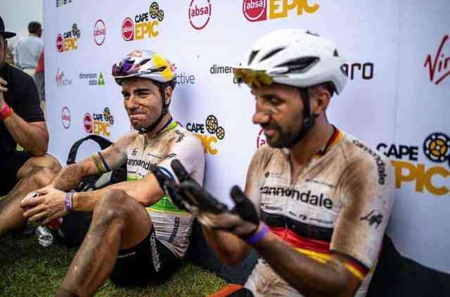 Cape Epic 2019 Avancini e Fumic sobem no 3º lugar do pódio na 2ª etapa (7)