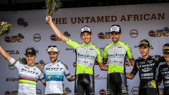 Cape Epic 2019: Buys e Beukes vence a 5ª etapa, Avancini e Fumic perdem a camisa amarela