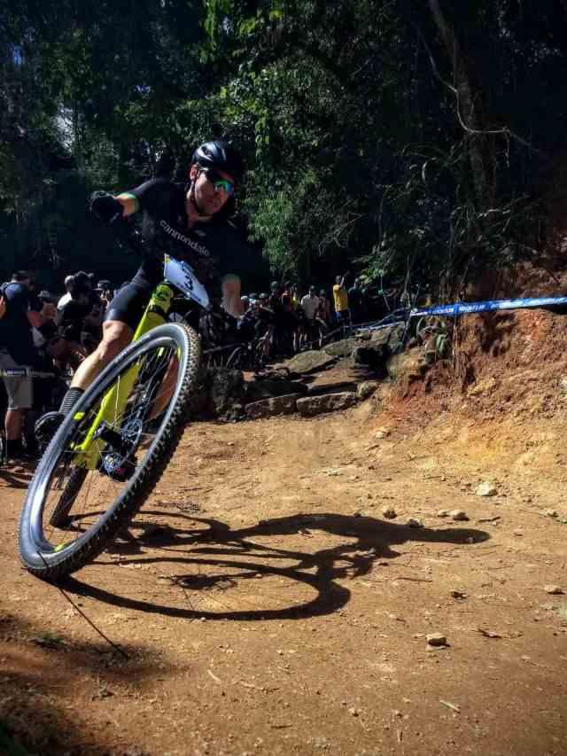 Guilherme Muller representará o Brasil no Pan Americano de Mountain Bike XCO
