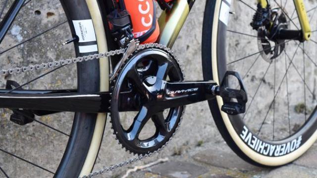 A Giant Defy de Greg Van Avermaet na Paris-Roubaix 2019 (10)