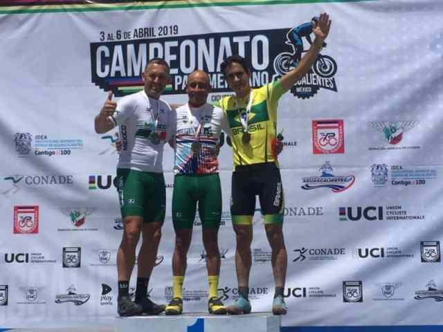 Após mais de 20 anos, Gustavo conquista primeiro titulo panamericano. Foto Arquivo Pessoal.