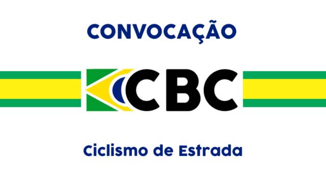 Convocação da seleção brasileira de ciclismo de estrada