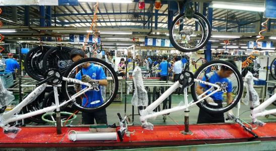 linha-de-producao-fabrica-de-bicicleta