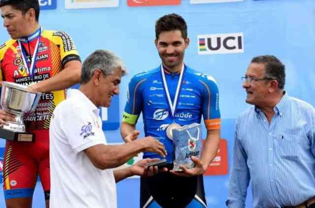 Rafael Andriato coloca o Brasil no pódio da quarta etapa da Volta Ciclística do Uruguai (3)