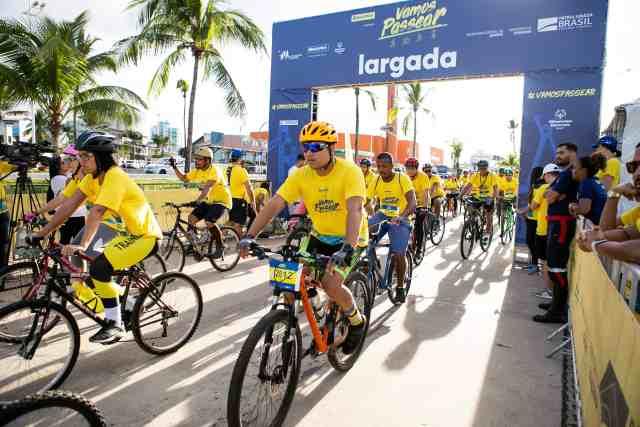 Evento promove passeio como prática de bem-estar no Rio de Janeiro capa