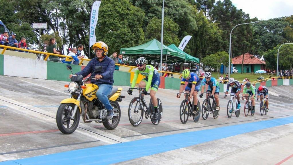 Taça Brasil de Ciclismo de Pista é sucesso absoluto em Curitiba em PR