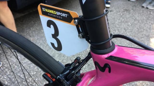 A Canyon Ultimate CF SLX de Richard Carapaz - Campeão do Giro d'Italia 2019 (6)