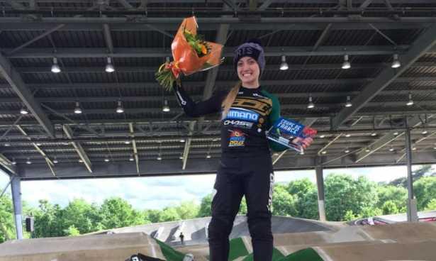 Renato Rezende e Priscilla Stevaux conquistam o bronze na Copa da França de BMX (1).jpg