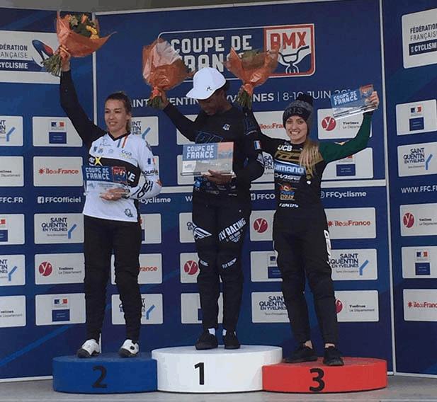 Renato Rezende e Priscilla Stevaux conquistam o bronze na Copa da França de BMX 2019.png