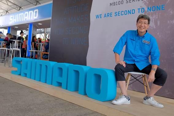 Executivo brasileiro assume a vice-presidência mundial de vendas e produção das fábricas da Shimano