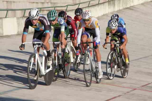 Omnium fecha 3º dia de provas do Brasileiro de Ciclismo de Pista Junior (5)