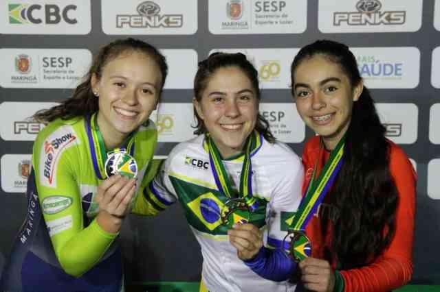 Omnium fecha 3º dia de provas do Brasileiro de Ciclismo de Pista Junior (6)