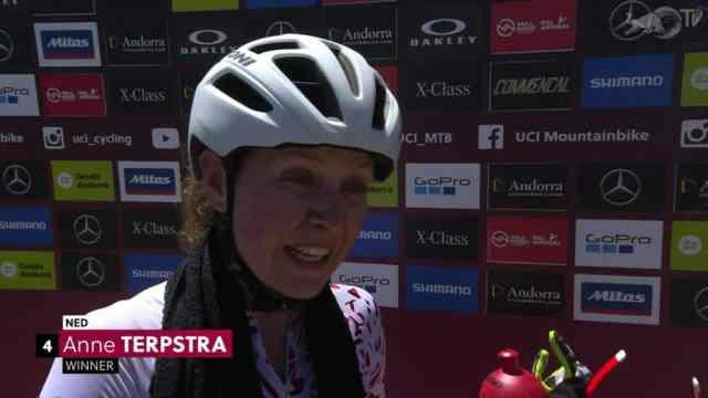 Resultados no XCO – Vallnord, Andorra na Copa do Mundo de XC 2019 - Feminino (8)