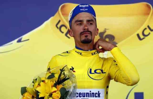 Tour de France 2019 5ª etapa – Camisa amarela permanece com Alaphilippe.jpg