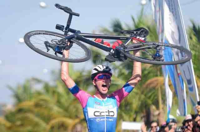 Vitor Zucco é o novo campeão brasileiro de Ciclismo de Estrada Elite e Sub23
