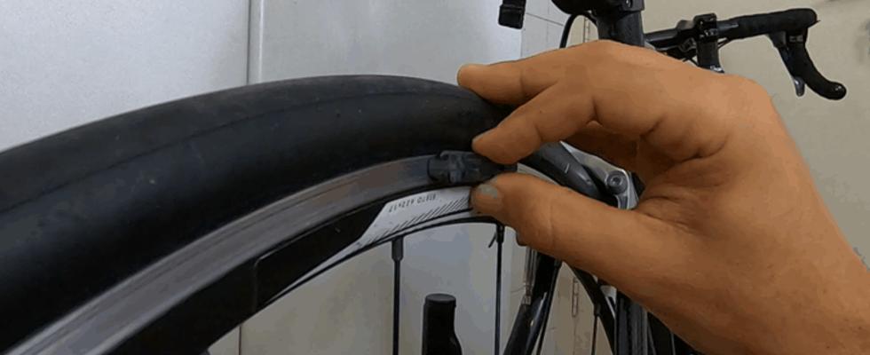 freio da bicicleta