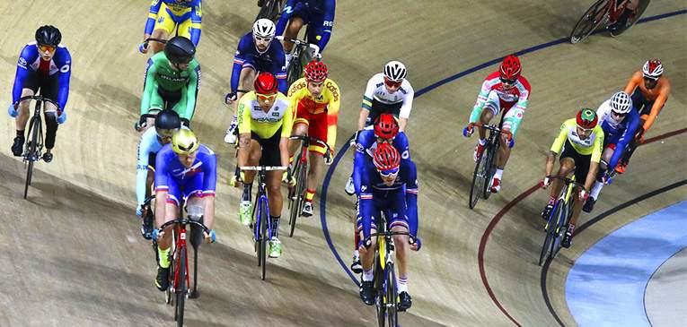 Mundial de Paraciclismo pista 2020