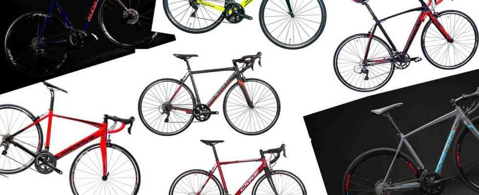 comparativo das bikes