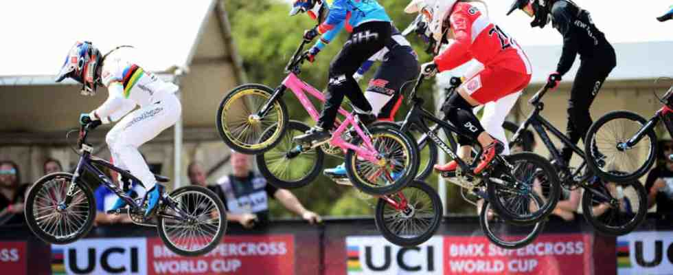 Mundial de BMX