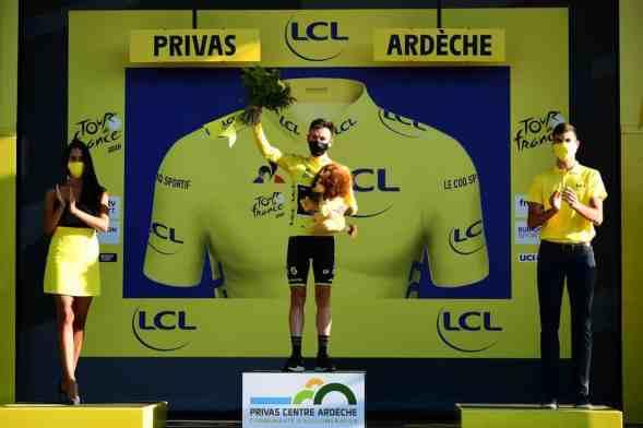 Tour de France 2020 5ª