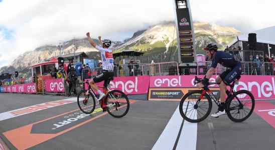 Giro d'Italia 2020 18ª