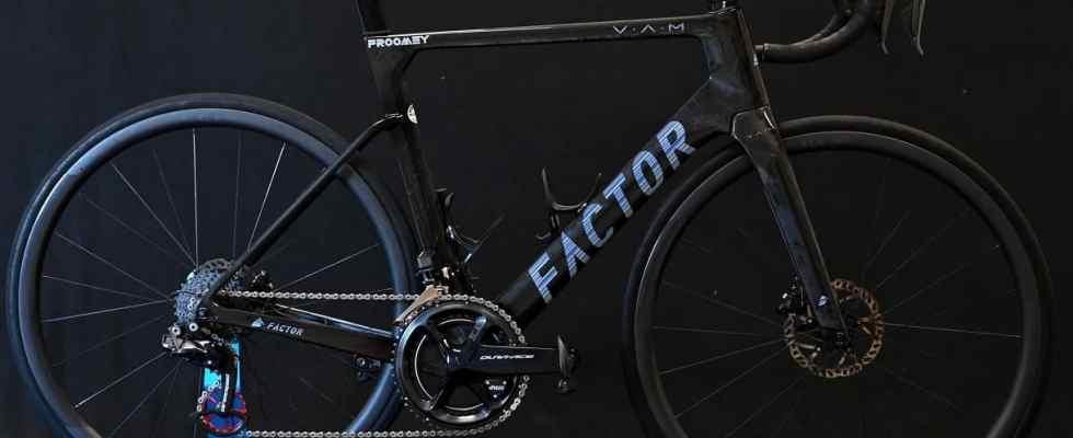 Factor Ostro VAM