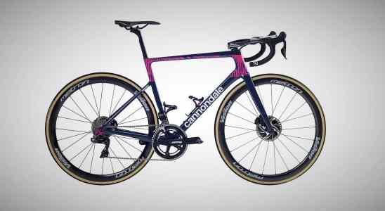 EF Pro Cycling e Cannondale