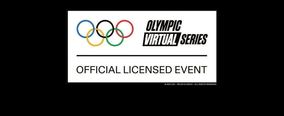 Série Olímpica Virtual
