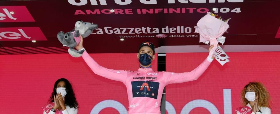Giro d'Italia 2021 1ª