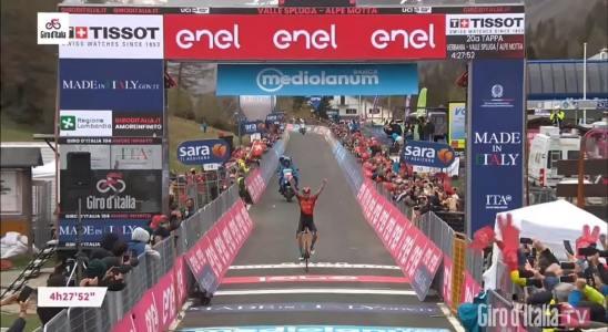Giro d'Italia 2021 20ª