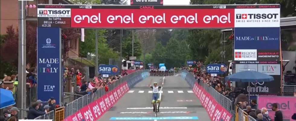 Giro d'Italia 2021 3ª etapa