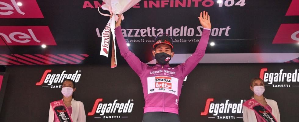 Giro d'Italia 2021 7ª