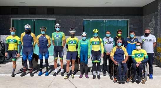 Seleção de Paraciclismo